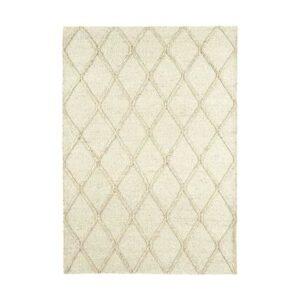 Vloerkleden Beige Textiel