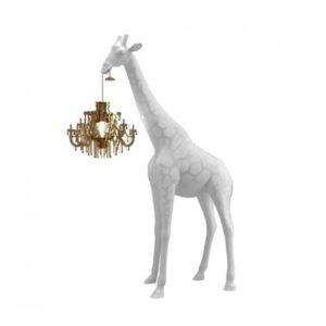 Vloerlampen Wit Kunststof van Qeeboo