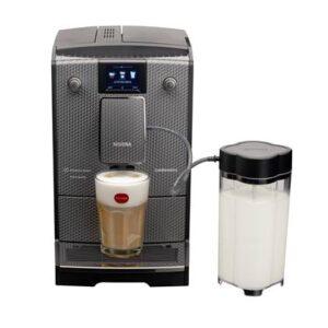 Volautomatische espressomachine Grijs Kunststof