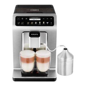 Volautomatische espressomachine Zilver Aluminium