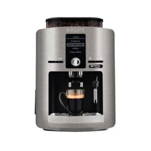 Volautomatische espressomachine Zilver Kunststof van Krups
