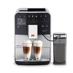 Volautomatische espressomachine Zilver Kunststof