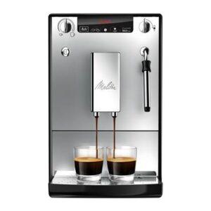 Volautomatische espressomachine Zilver Metaal van Melitta