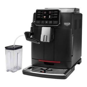 Volautomatische espressomachine Zwart ABS