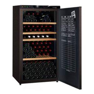Wijnklimaatkast Bruin