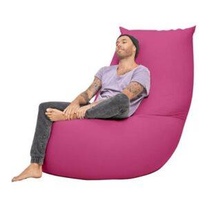 Zitzak Roze Katoen van Terapy