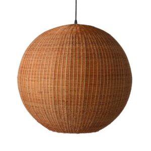 Hanglampen Bruin Bamboe