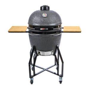 Keramische barbecue Grijs Bamboe
