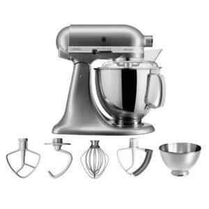 Keukenmixer Zilver Metaal van KitchenAid