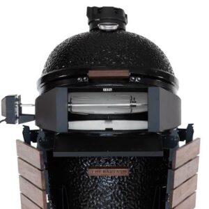 Kookaccessoire barbecue Zilver RVS van The Bastard