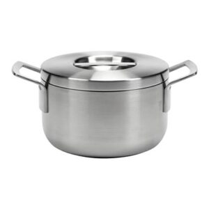Kookpan Zilver Aluminium van Serax