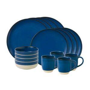 Serviesset Blauw Porselein van Royal Doulton