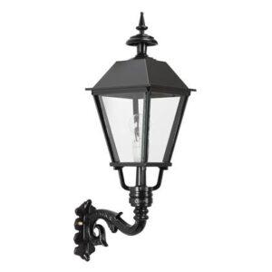 Wandlamp buiten Zwart Aluminium van KS