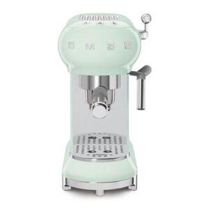 Halfautomatische espressomachine Groen Kunststof