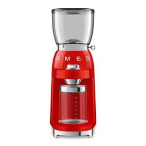 Koffiemolen Rood Kunststof