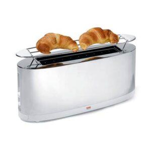 Broodrooster Zilver Kunststof