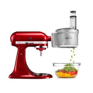 Keukenmachine accessoire Zilver Kunststof van KitchenAid