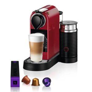 Koffiecupmachine Rood Kunststof
