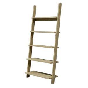 Ladder decoratief Bruin Hout van Tenzo