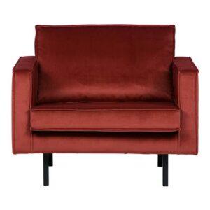 Loveseat Rood Polyester van BePureHome