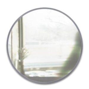 Spiegel Grijs Glas van Umbra