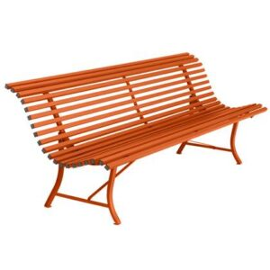 Tuinbank Oranje Staal van Fermob