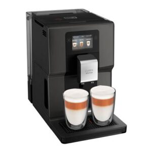 Volautomatische espressomachine Grijs