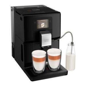 Volautomatische espressomachine Zwart Aluminium