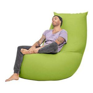 Zitzak Groen Katoen van Terapy