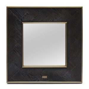 Spiegel Zwart Glas van Rivièra Maison