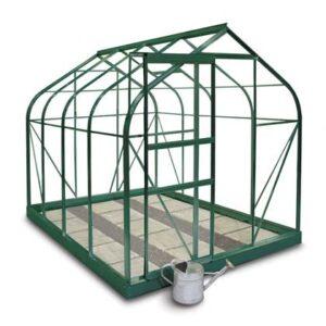 Hobbykas Groen Aluminium van Royal Well