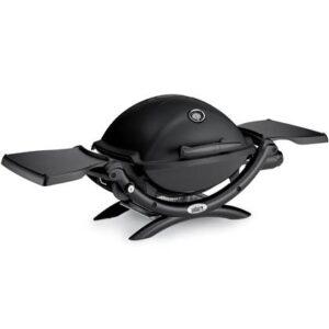 Gasbarbecue Zwart Aluminium van Weber