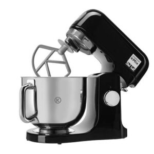 Keukenmixer Zwart Aluminium van Kenwood