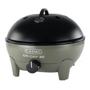 Gasbarbecue Groen Kunststof