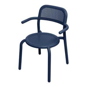 Dining stoel Blauw Aluminium van Fatboy