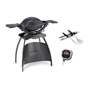 Elektrische barbecue Zilver Aluminium van Weber