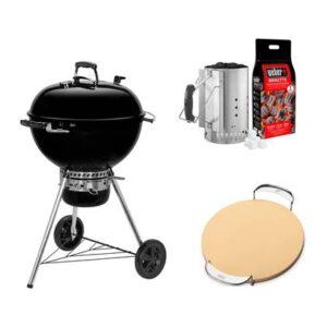 Houtskoolbarbecue Beige