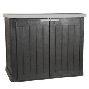 Kussenbox Grijs Kunststof van Keter