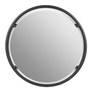 Spiegel Zwart Staal van Torna Design