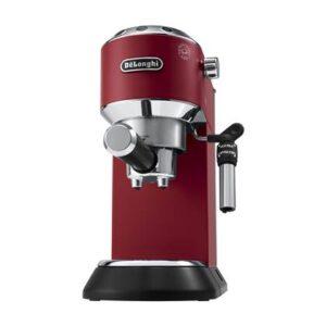 """Halfautomatische espressomachine Rood """""""" van De'Longhi"""