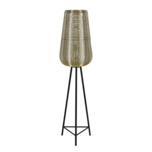 Vloerlampen Goud Metaal van Light & Living