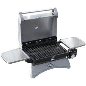 Gasbarbecue Zilver RVS van Boretti
