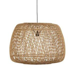 Hanglampen Bruin Bamboe van Woood