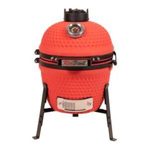 Keramische barbecue Rood Keramiek van Patton