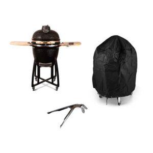 Keramische barbecue Zilver