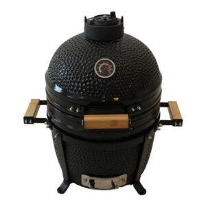 Keramische barbecue Zwart Keramiek van The Garden Club