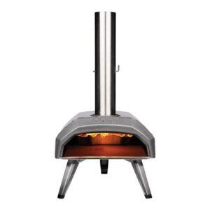 Pizza oven Zilver RVS van Ooni