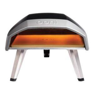 Pizza oven Zilver