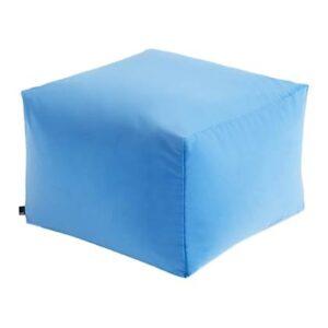 Poef Blauw Nylon