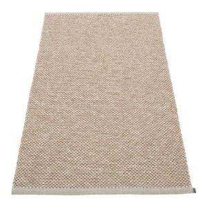 Buiten vloerkleed Bruin Polyester